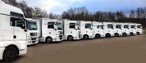 firma transportowo przewozowa z dobrymi samochodami ciężarowymi wysokiej jakości usługi transportowe